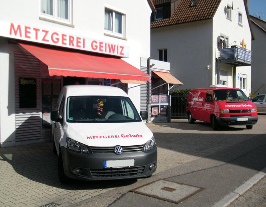 Metzgerei Geiwiz